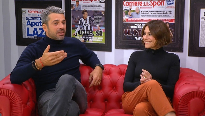 Juventus, Luca Argentero: «Champions? Pensa se la vincesse Buffon...»