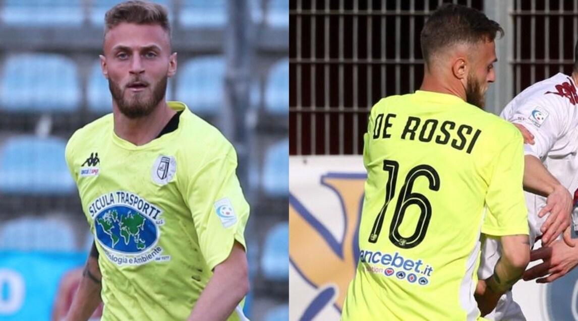 Le foto del cugino di Daniele, Andrea, che gioca come difensore in Serie C. Il numero di maglia? Lo stesso del capitano della Roma...
