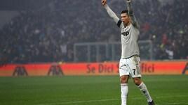 Serie A, capocannoniere: Ronaldo allunga, Piatek e Zapata a 6,00