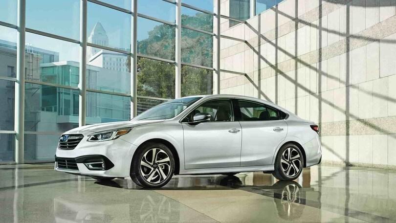 Subaru Legacy settima generazione, la calma al potere