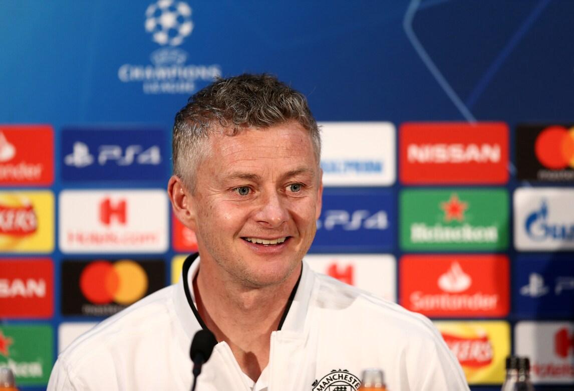 Champions League, l'emozione di Solskjaer: «Notte speciale, siamo fiduciosi»