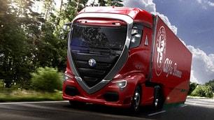 Alfa Romeo Truck: i rendering