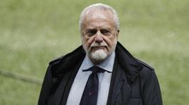 Napoli, De Laurentiis: «Le speranze scudetto non muoiono mai»
