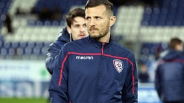 Serie A Cagliari, Thereau e Despodov si sono allenati a parte