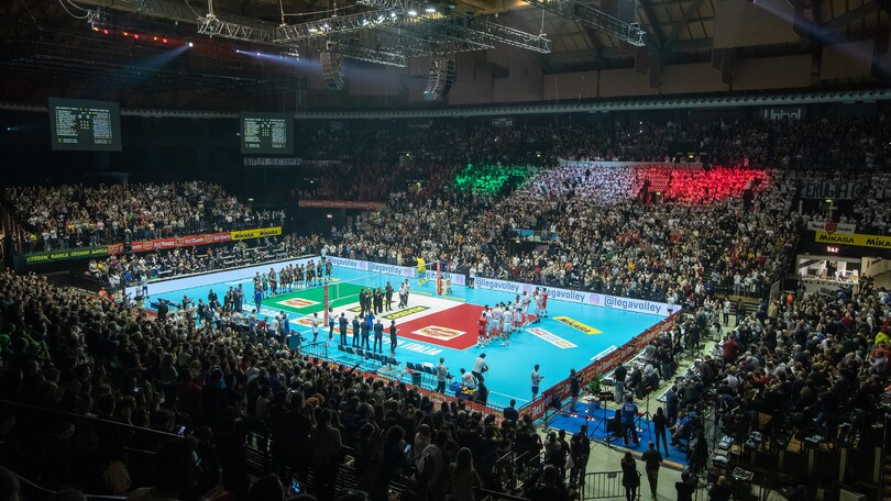 Volley: Coppa Italia, numeri da record per la Final Four di Bologna