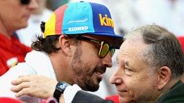 F1, Alonso può tornare nei test in Bahrain