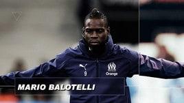 Italiani all'estero, Balotelli fa sorridere il Marsiglia