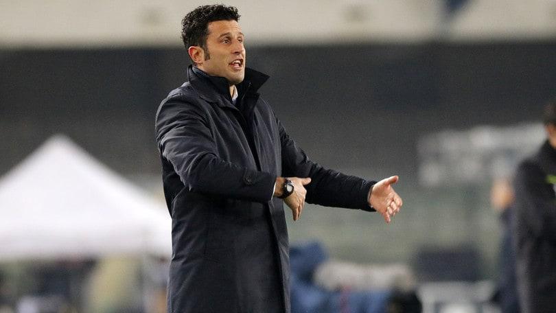 Serie B Verona, la nota del club: Grosso confermato contro lo Spezia