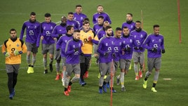 Champions League, Porto: prove generali all'Olimpico