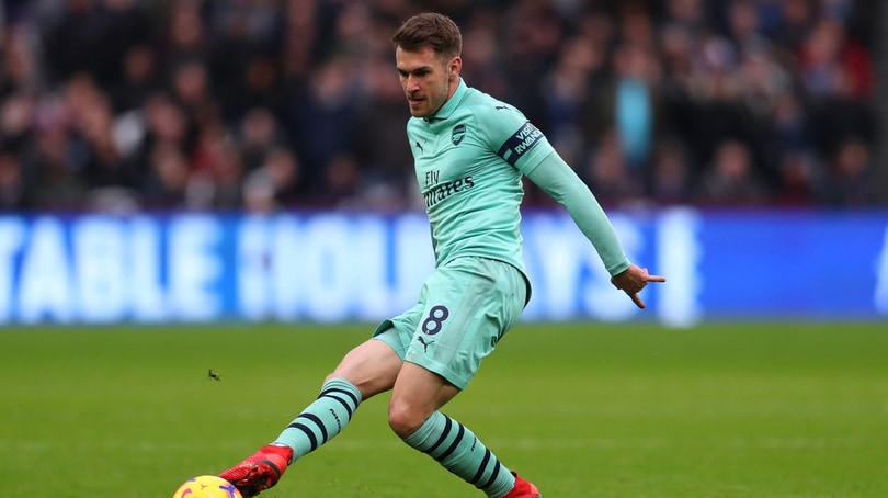 Juventus, Ramsey è ufficiale: contratto di quattro anni