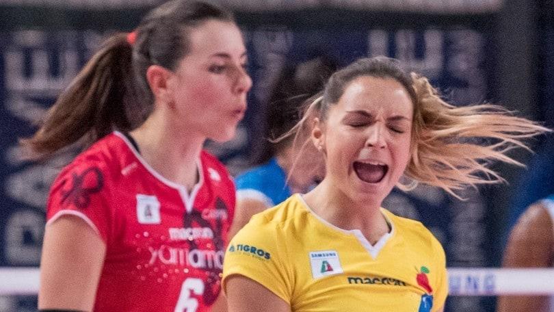 Volley: Cev Cup, Busto in Francia per finire l'opera con il Mulhouse