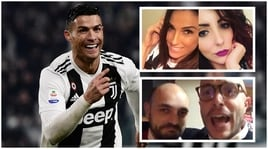 Juventus, Cristiano Ronaldo e il coro che spopola sul web VIDEO