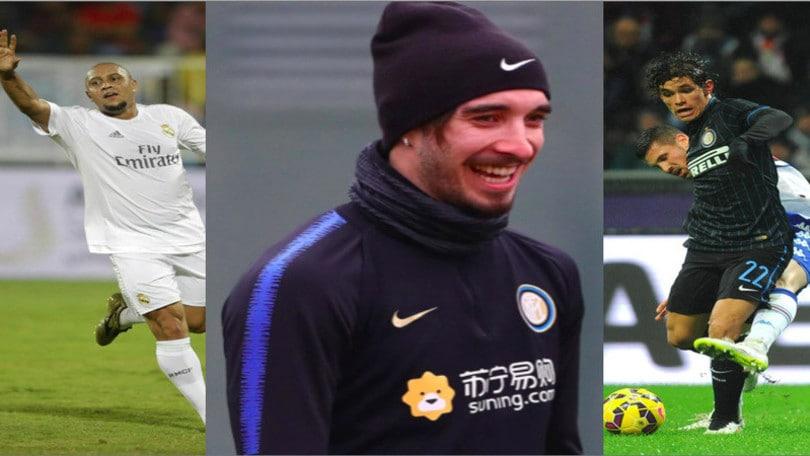 Inter, via vai sulla fascia: quanti flop dopo Roberto Carlos