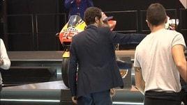 MotoGp, Marquez recupera. La Honda soffre