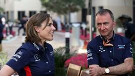 F1, Claire Williams: «Vogliamo lottare per il podio»