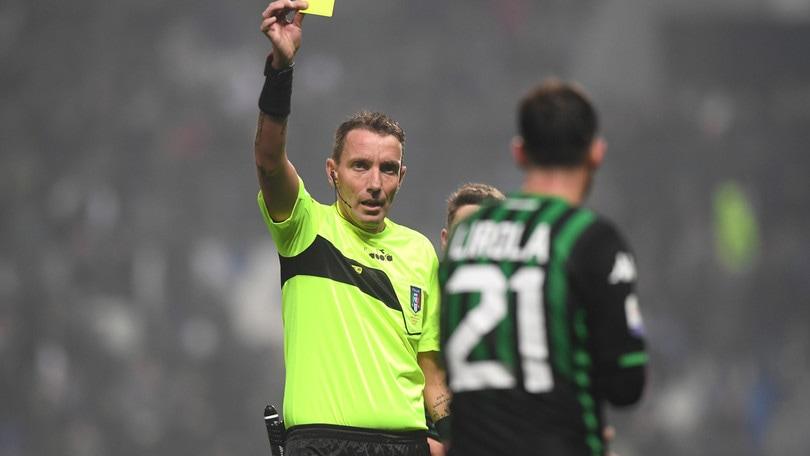 Serie A, Giudice Sportivo: cinque giocatori squalificati per un turno