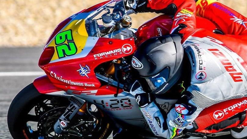 MV Agusta torna nel Motomondiale grazie al Forward Racing Team