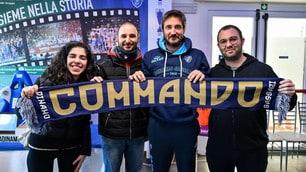 Dinamo Banco di Sardegna, Pozzecco si presenta: «Che emozione»