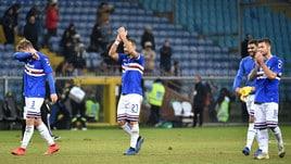 Serie A Sampdoria, i tifosi: «Il nostro campionato inizia ora»