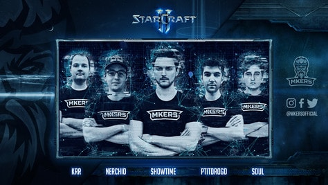 Mkers: annunciato l'ingresso su Starcraft II