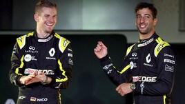 F1 Renault, Ricciardo: «Non ci manca nulla per fare bene»