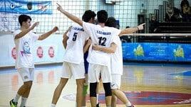 Volley: Volley Scuola, il Morgagni parte con un successo