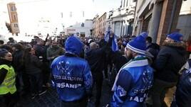 Roma-Porto, arrestati tre tifosi portoghesi