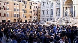 Roma-Porto, i tifosi portoghesi in giro per la Capitale