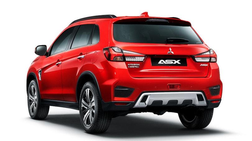 Mitsubishi ASX: al Salone di Ginevra il restyling del SUV giapponese