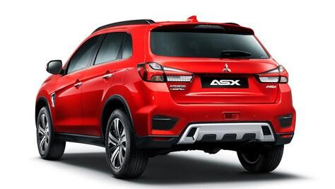 Mitsubishi ASX restyling per il Salone di Ginevra