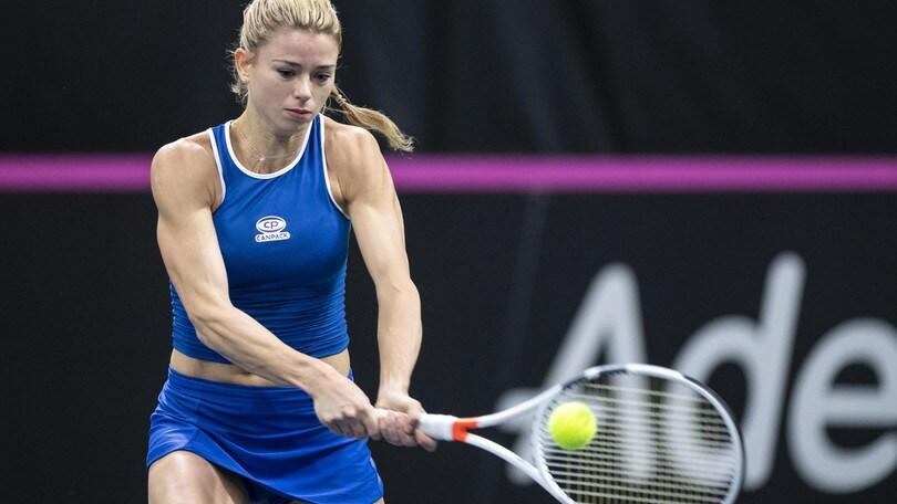Tennis, WTA Doha: Giorgi illude per un set, ma passa Bertens
