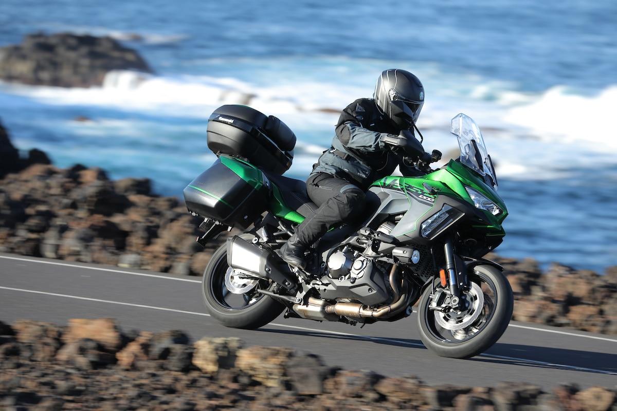 Test Kawasaki Versys 1000 SE 2019 - FOTO DINAMICHE