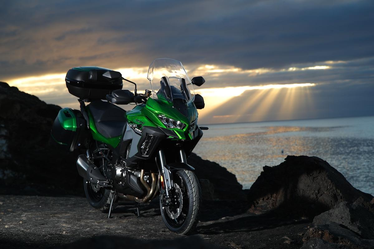 Test Kawasaki Versys 1000 SE 2019 - LE FOTO STATICHE