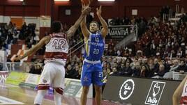 Basket, Serie A2: l'ex Triche lancia la sfida alla Virtus Roma