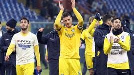Serie A Frosinone, è una squadra formato trasferta