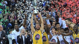 Basket, Coppa Italia: ecco il calendario delle Final Eight