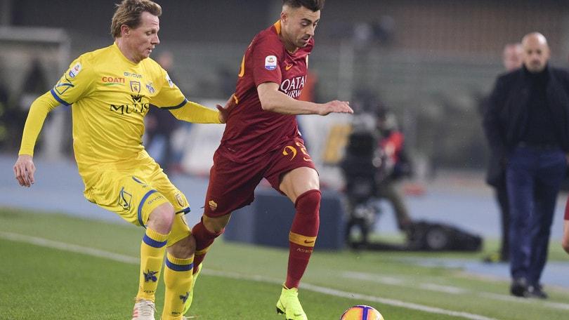 Serie A Chievo, lesione muscolare per Frey