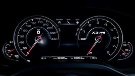 BMW X3 M e X4 M: foto