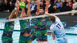 Volley: Champions League, Perugia espugna Mosca ed è prima