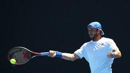 Tennis ATP: Lorenzi ai quarti a New York, a Buenos Aires avanza Cecchinato