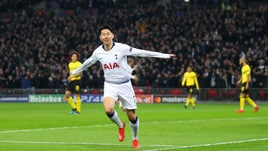 Champions League: vola il Tottenham, crolla il Borussia Dortmund
