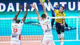 Volley: Champions League, Civitanova spietata, Modena ko