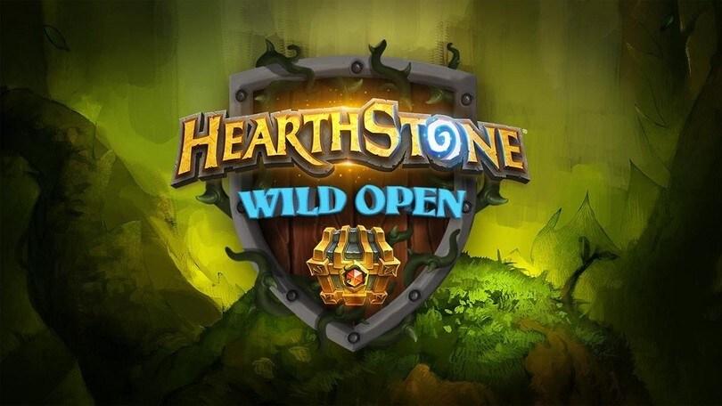 Hearthstone Wild Open: 5 italiani in gara