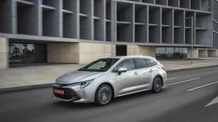 Foto: Toyota Corolla Hybrid 2019