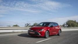 Toyota Corolla Hybrid 2019, prova su strada completa