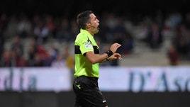 Serie B, Palermo-Brescia: arbitra Sacchi. Per Spezia-Verona c'è Pezzuto