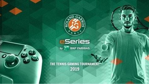 Roland Garros: tornano gli esports con le eSeries targate BNP
