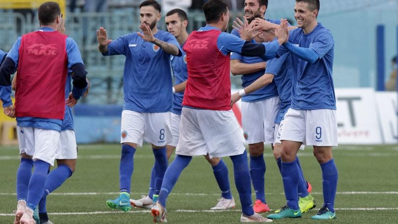 Serie C, Siracusa-Rieti 1-0: ai siciliani lo scontro salvezza