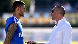 Serie A Inter, Ausilio: «Icardi punito per motivi seri e validi»