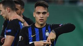 Europa League, Rapid Vienna-Inter 0-1: decide Lautaro Martinez su rigore